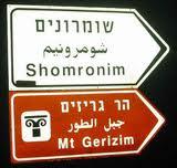 israelite samaritans