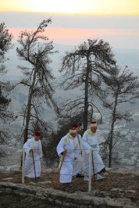 israelite samaritans sukkot pilgrimage
