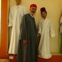 costumes in museum